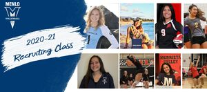 Menlo Oaks Volleyball Brings In Largest Recruiting Class