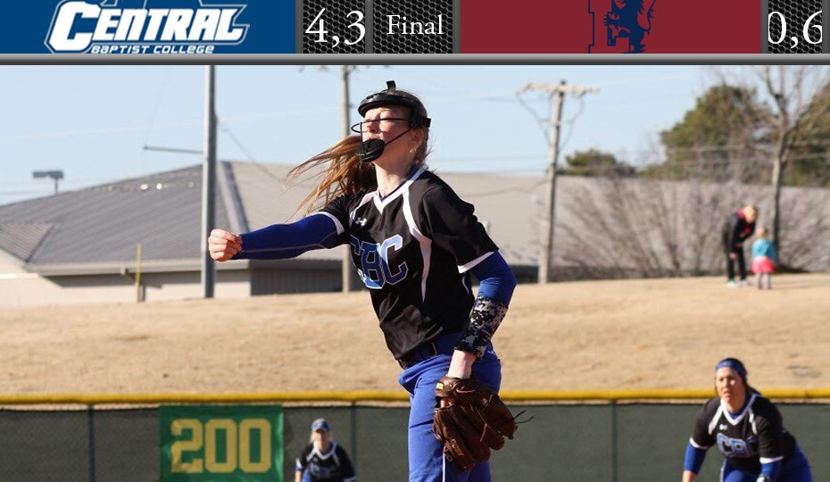 Softball closes out weekend series vs. Bowling Green with 12-0 win