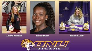 Olivet Nazarene Women's Volleyball Continues To Ink Major Signings For 2020 Season