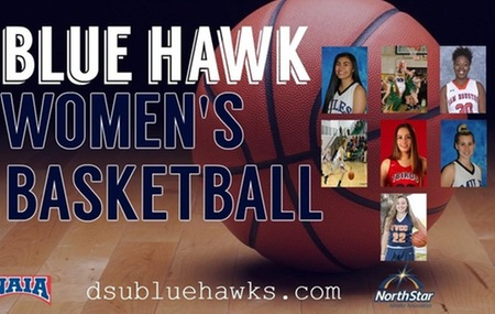 Dickinson State Blue Hawks Women's Basketball Signs Seven ...